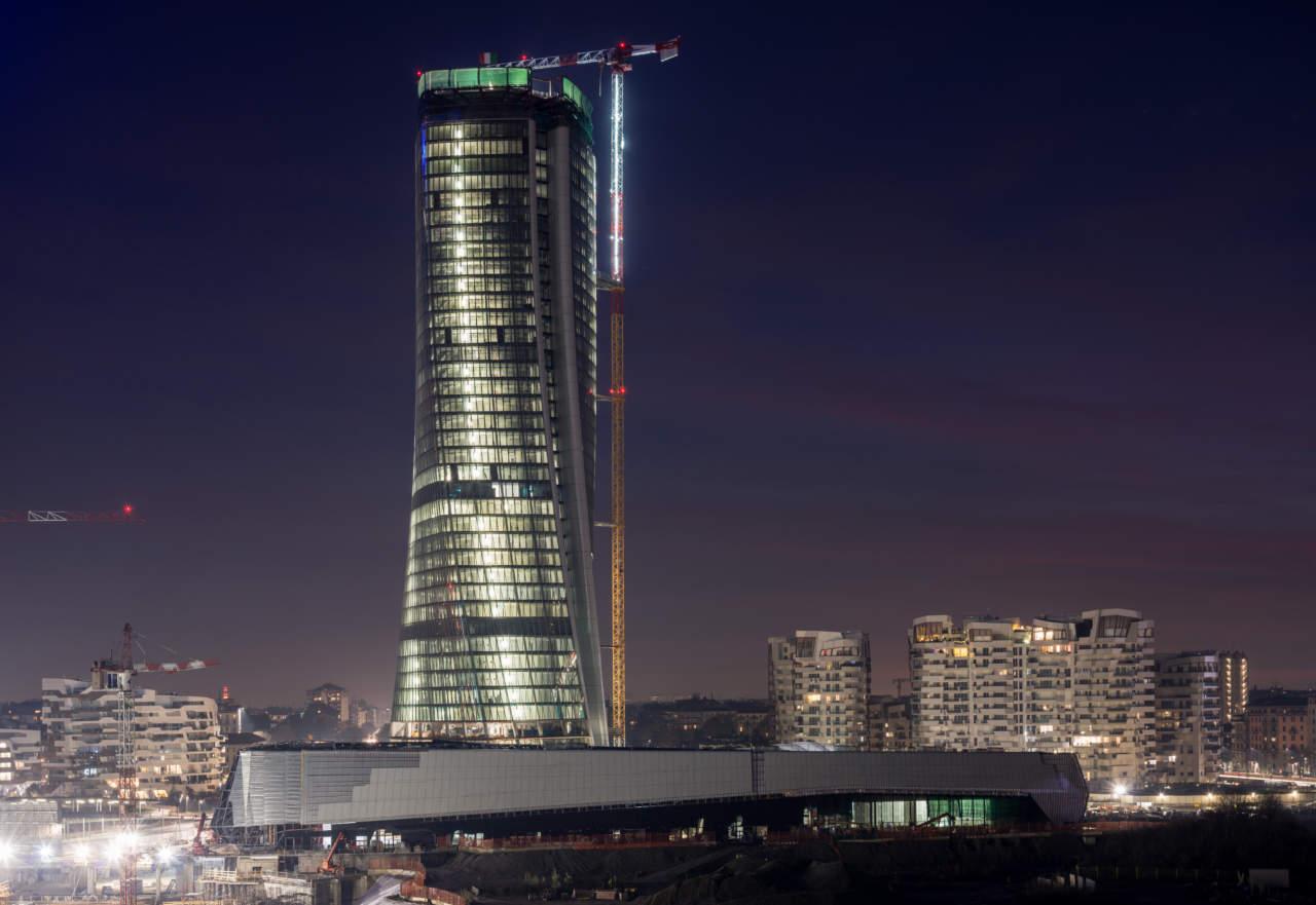 Torre Generali - Zaha Hadid Architects