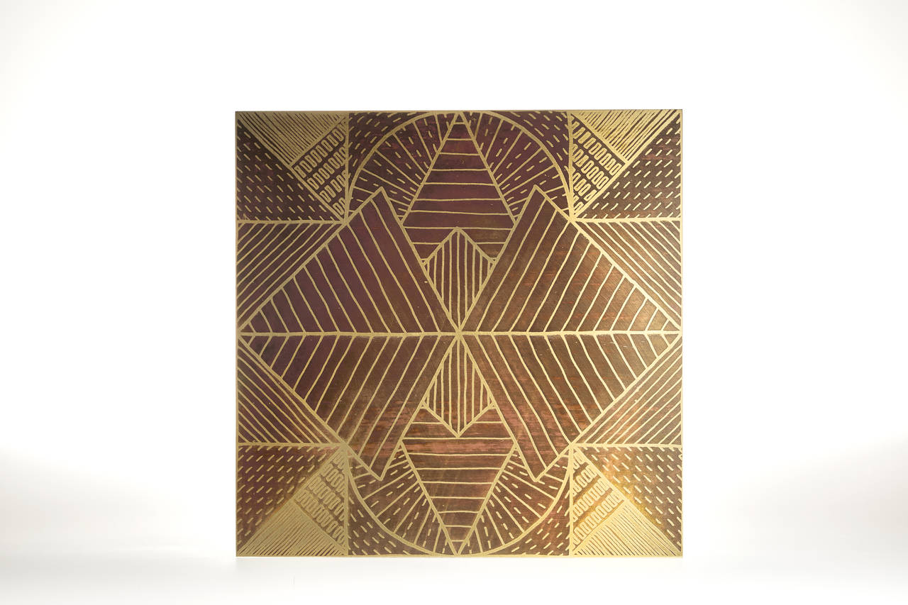 Wild Geometries design Elena Salmistraro