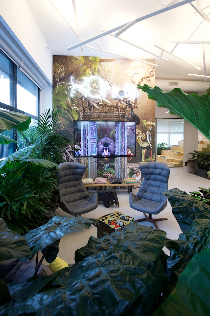 XOffice Jungle a Roma