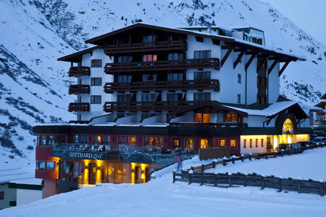 Kaldewei per l'hotel Gotthard-Zeit nel Tirolo