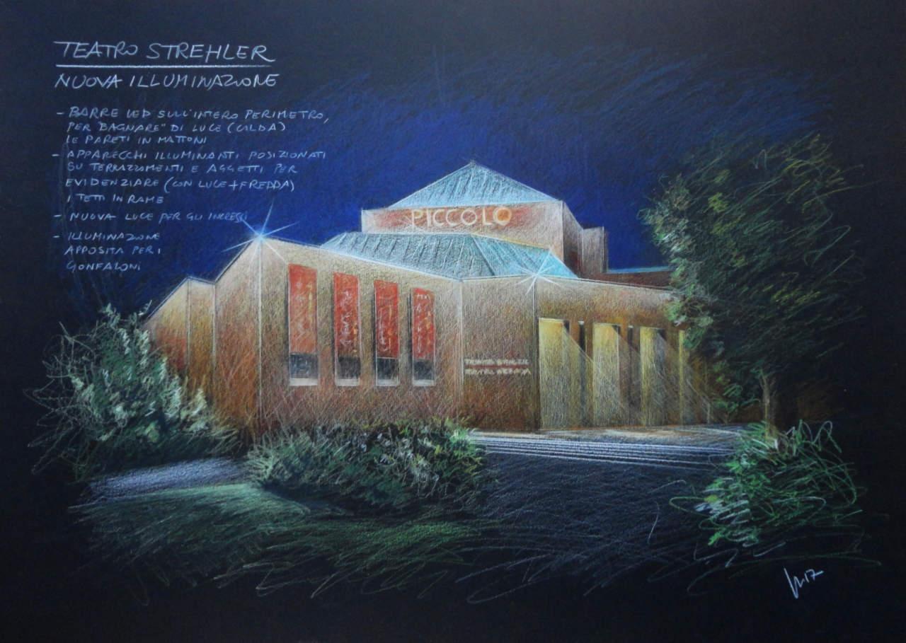 iGuzzini per il Piccolo Teatro Strehler a Milano