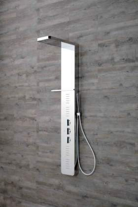Colonna doccia Aquasilver Shower by Grandform