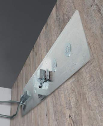 Colonna doccia Filo Shower by Grandform