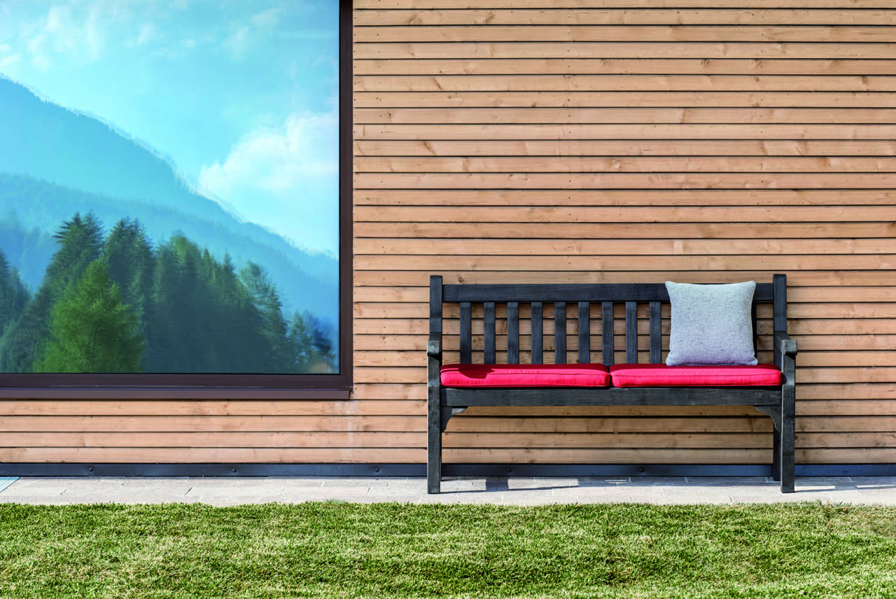 allaperto l 39 outdoor di ethimo dedicato alla montagna area. Black Bedroom Furniture Sets. Home Design Ideas
