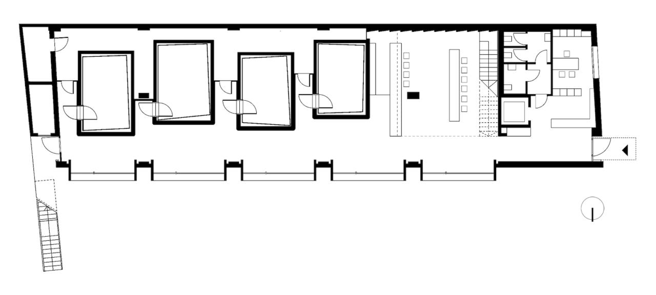 Cdm casa della musica area for 30 50 design della casa