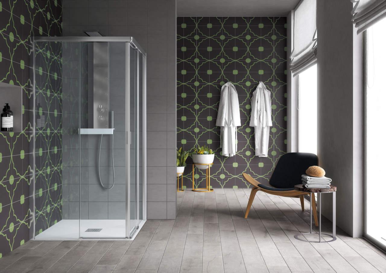 Nuova cabina doccia america quattro by samo area - Cabine doccia moderne ...
