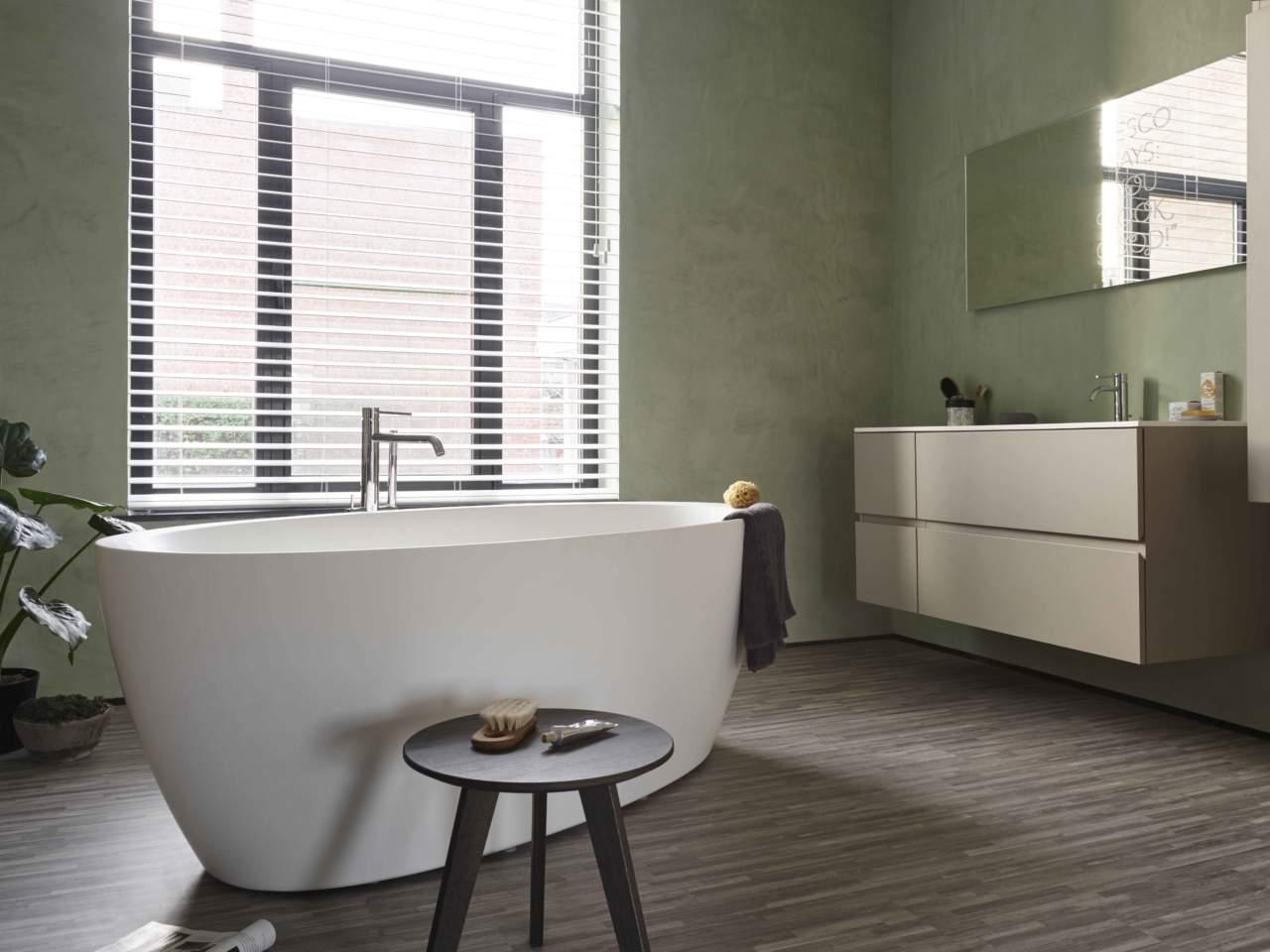 Pavimento in laminato impermeabile riviera by berryalloc - Pavimento laminato in bagno ...