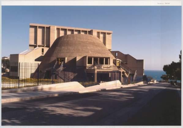 Teatro Popolare di Sciacca, Agrigento, 1973-83. Foto di Umberto Ferro, 2002. Università Iuav di Venezia, Archivio Progetti, Fondo Archivio Progetti