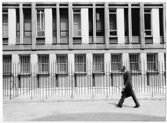 Sede centrale dell'INAIL a Venezia, 1950-61. Università Iuav di Venezia, Archivio Progetti, Fondo Egle Renata Trincanato