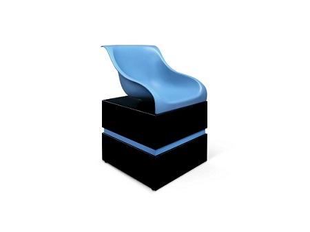 Piper Chair by Gufram