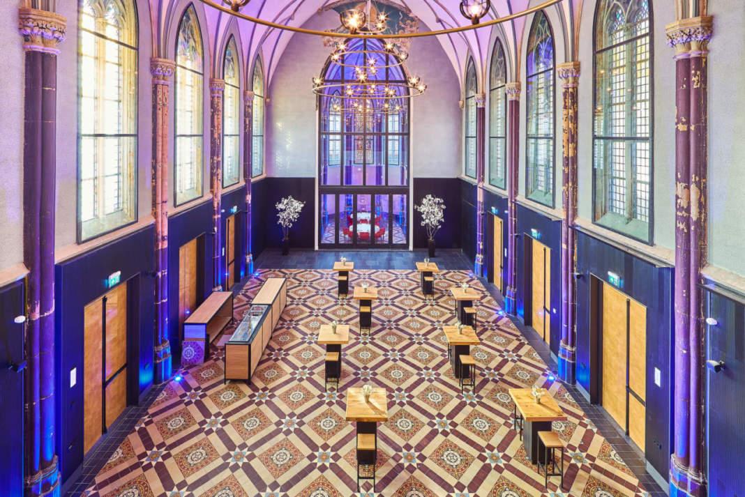 VESCOM per l'Hotel Nassau a Breda