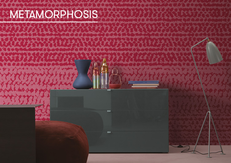 Collezione Contract Metamorphosis by Inkiostro Bianco