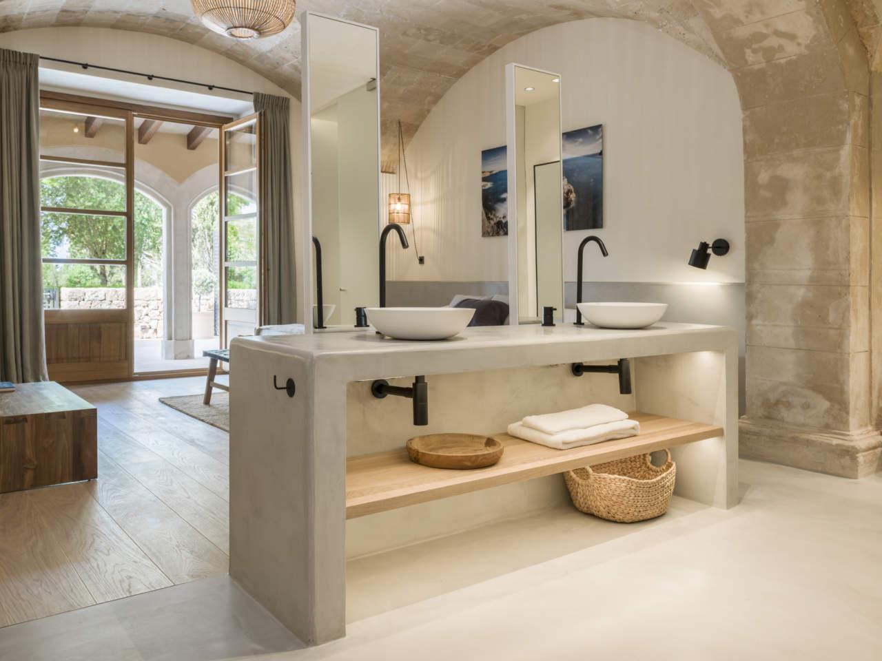 Bagni arredati country la migliore scelta di casa e interior design