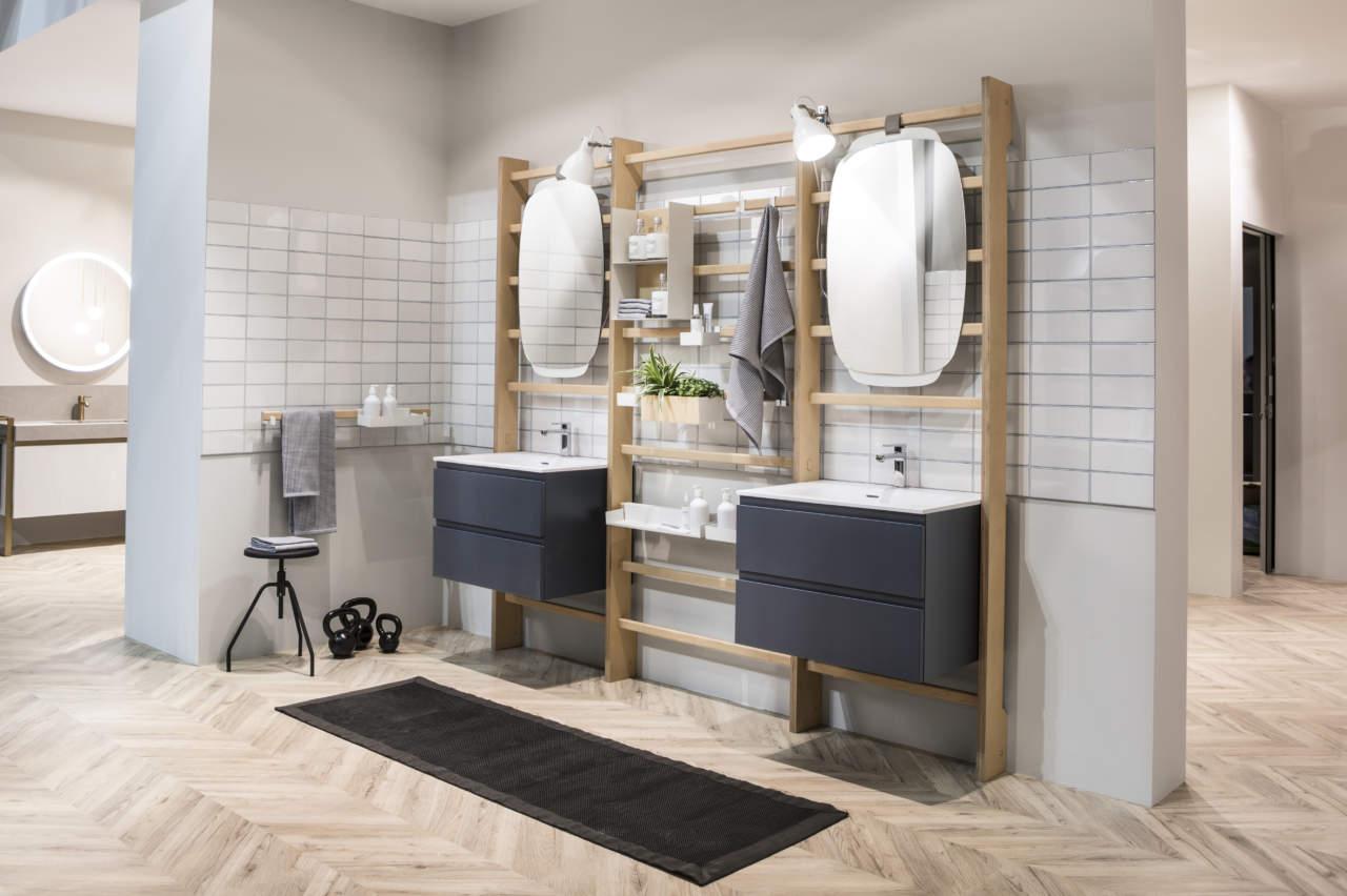 La palestra in bagno gym space by scavolini area