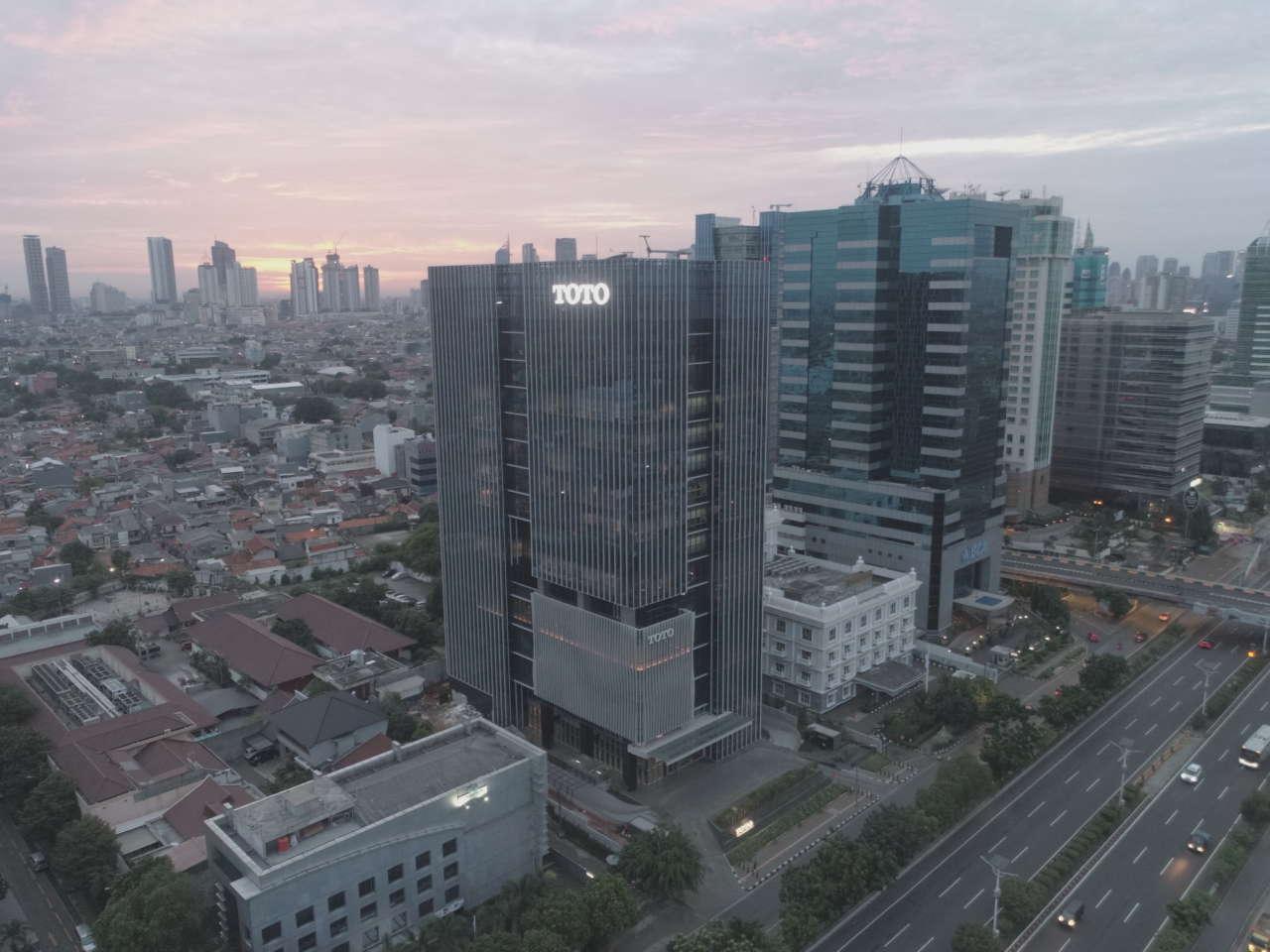 Jakarta luoghi di incontri