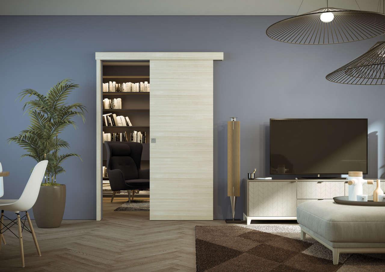 Xterna by Scrigno, soluzione per porte scorrevoli esterno ...
