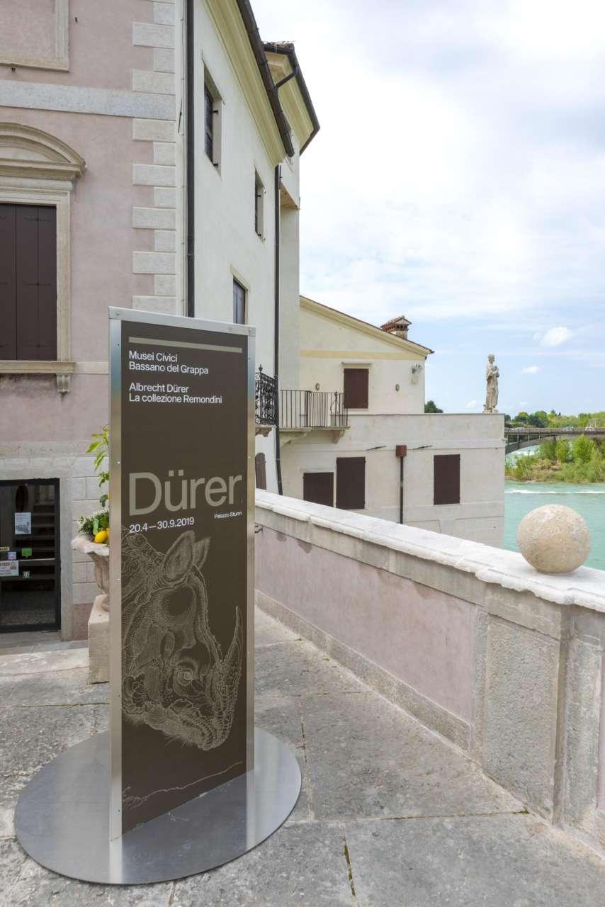 Nuova Serramenti Del Grappa vimar per il palazzo sturm a bassano del grappa (vi) | area