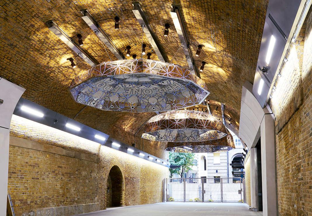©Ron Bambridge - Progetto illuminotecnico curato dallo studio di lighting design WSP