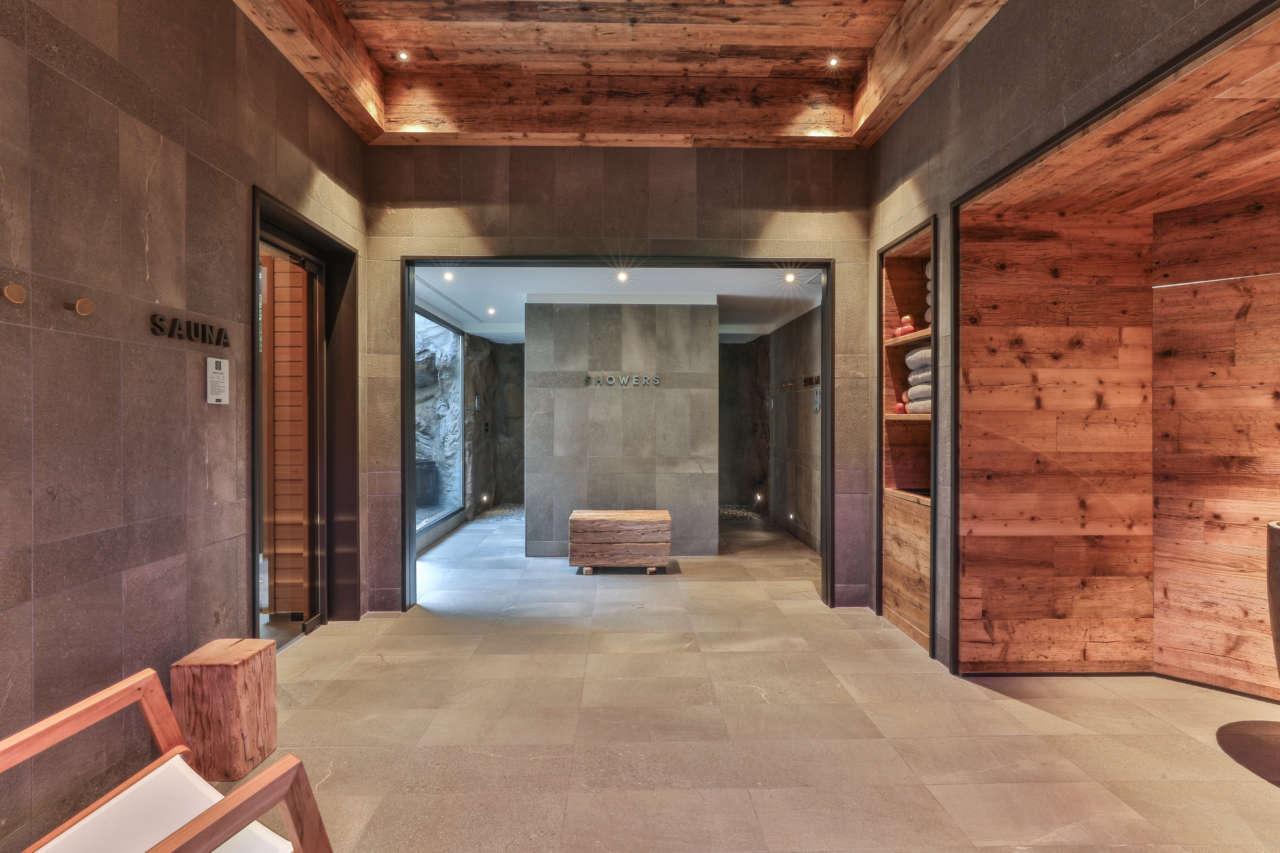 Corte Delle Dolomiti Spa starpool per il cristallo resort & spa di cortina d'ampezzo