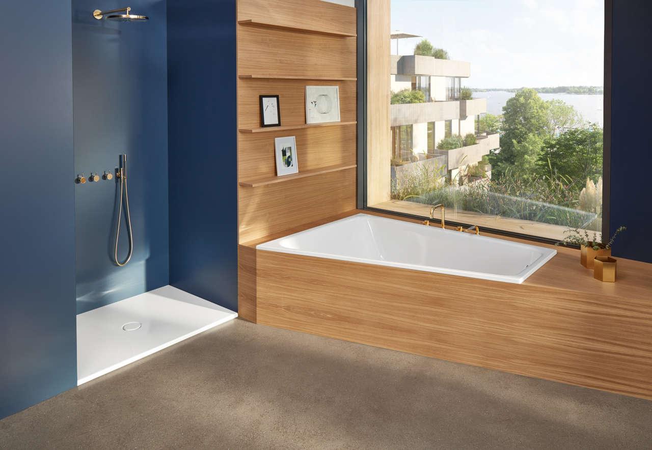 Tesseraux Partner Firma Le Vasche Trapezoidali Bettespace Area