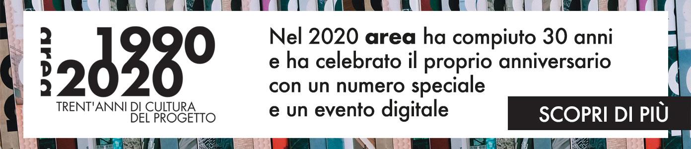 area 1990-2020 trent'anni di cultura del progetto