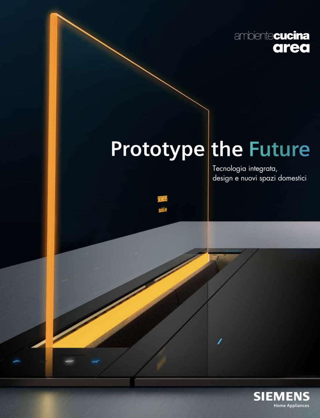 Prototype the future siemens